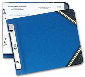 54064 a.k.a. 54064N Voucher Checks Two Post Binder
