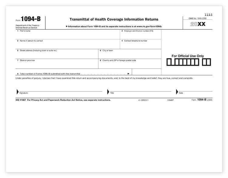 Tf B AKA BB Laser Transmittal Health Coverage Form