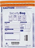 "NEW - 53848 Bank Security Deposit Bag, Opaque Single Pocket, 9"" x 12"