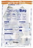 "NEW - 53854 Bank Security Deposit Bag, Clear Single Pocket, 15"" x 20"