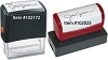 102172 Self-Inking & 102025 Pre-Inked Signature Stamp