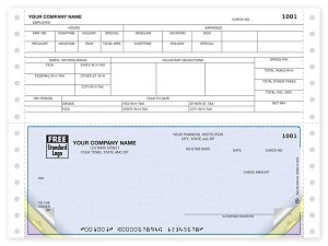 DCB315 a.k.a. DCB315-1, DCB315-2, DCB315-3, 90188 Payroll Continuous Checks, RealWorld Accounting