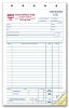 211 a.k.a. 211-2, 211-3, GEN0211-2, GEN0211-3 Contractor Job Invoice Form - Carbonless