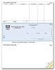 DLM267 a.k.a. DLM267-1, 881018 Timberline Sage 300 Laser Checks Accounts Payable
