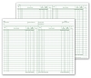 20082, Professional Patient Service & Account Records Form - Double Sided 11