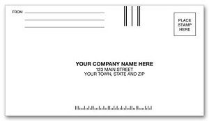 "710 a.k.a. 710-1, 710CRE - 24lb CRE Courtesy Reply Diagonal Seam Envelope, Moisture Seal - 6-1/4"" X 3-1/2"""