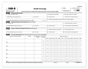 TF5095L, 1095B a.k.a. B1095B05 ACA Laser Health Coverage IRS Copy