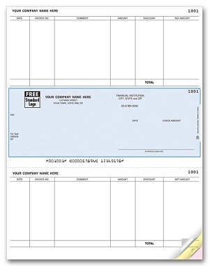 DLM265 a.k.a. DLM265-1, 880139 Sage 100 ERP Accounts Payable Laser Checks